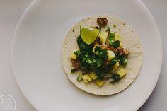MEXICAN STREET FOOD / TACOS AL PASTOR