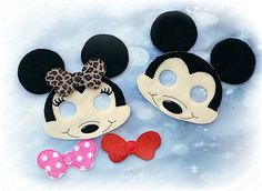 Mouse Mask SET