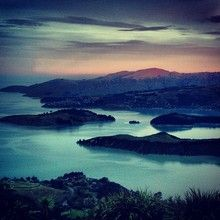 things to do in Christchurch - Last night in the port hills for a romantic...