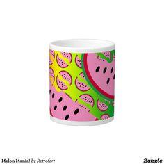 Melon Mania! Large Coffee Mug