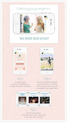 Gather up Your Wedding Memories in One Easy to Use Location | Wedding Snap