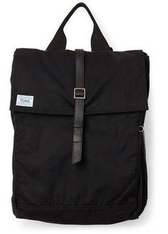 a633f1c787a0 TOMS Waxed Canvas Trekker Backpack