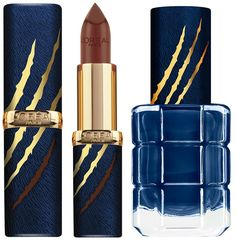 Ugh the stunning L'Oreal Beauty and the Beast Makeup Collection that includes Beauty and the Beast inspired lipsticks and nail polishes is now available on