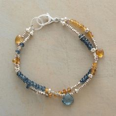Butterblue Bracelet in {productContextTitle} from {brandTitle} on shop.CatalogSpree.com, your personal digital mall.