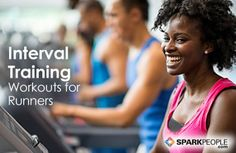 Coach Jen designed training programs to help runners of all fitness levels increase their fitness levels--outdoors or on the treadmill. via @SparkPeople