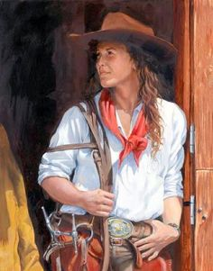 Morning At The Ranch - Victoria Wilson-Schultz