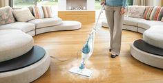 Mopul cu abur este ușor, având o greutate de 3-4 kg și este dotat cu numeroase… Vacuums, Home Appliances, House Appliances, Domestic Appliances, Vacuum Cleaners
