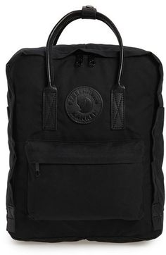 2  Water Resistant Backpack - Black Aesthetic Fashion a09db0337bd5c