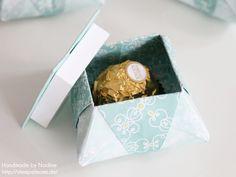 Stampin Up Goodie Gastgeschenke Box Tuete Verpackung Schachtel 046