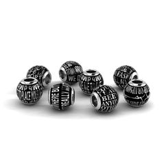 Someone tell the hubs I want this for Christmas!  DMB Lyric Bead https://davematthewsband.livenation.spottrot.com/?product_uid=DMAM401