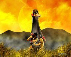 Sasuke and Itachi http://xn--80aapkabjcvfd4a0a.xn--p1acf/2017/02/24/sasuke-and-itachi/  #pictureanime  #picturesanime  #animepictures