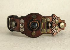 439 Steampunk Burning Man Assemblage Wabi Sabi Bracelet