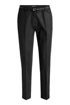 Esprit / Stretch Hose mit Gürtel