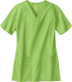 7eacdbe7b7d Wonder Wink The Bravo Top YT6016 3X Green Apple Womens Scrubs