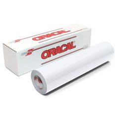 Oracal 651 Glossy Vinyl Rolls 12 Inches by 6 Feet - 61 Color Options - Swing Design