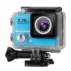 2 Inch LCD 2-7K 30FPS 45M Waterproof Ultra-HD 1080P 14MP Action Camera