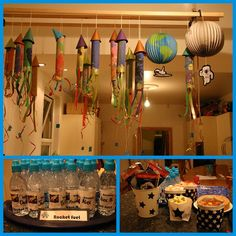 Image detail for -Space party ideas and inspiration | Make Create Do