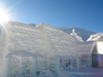 Ice Hotel for Winter Vacation Ice Hotel, Ice Sculptures, Honeymoon Destinations, Adventure Awaits, Romantic Travel, Best Hotels, Where To Go, Beautiful Places, Places