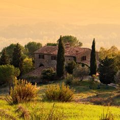 my dream vacation would be to a quiet, quaint stone home at a vineyard in Tuscany sipping wine as the sun goes down