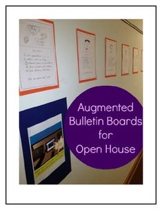Introduce your parents to Augmented Reality through this interactive bulletin board for open house, conferences, or any event!  This packet includes a parent email, bulletin board example, and activity page for students.  This activity is simple and serves as a great way to get everyone comfortable with the use of Augmented Reality.