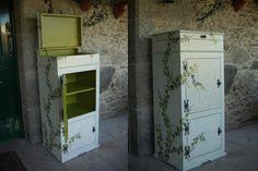 Fabricar y decorar un mueble desde cero. ¡Fantástico trabajo!
