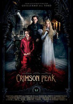 CINEMA unickShak: CRIMSON PEAK - cinemas USA Premiere: 16th October 2015