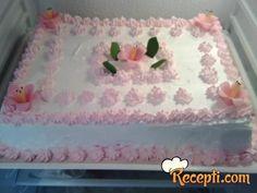Jagodičasta milka torta