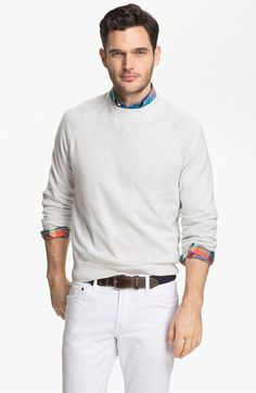 Brooks Brothers Raglan Sweater available at #Nordstrom
