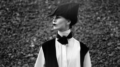 Lucian Broscatean - Enclosed Garden FW11 by Griffon and Swans