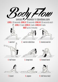 Body Flow Workout