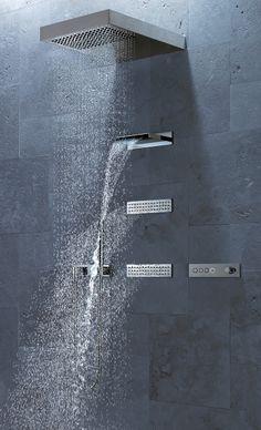"Duschsystem ""Vertical Shower"""