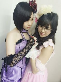Karen Iwata, Sumire Sato #AKB48