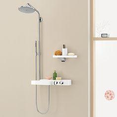 Produktdesign in der Dusche - mehr Duschvergnügen | Hansgrohe DE