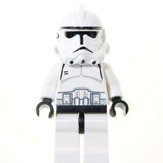 LEGO Star Wars Minifigur - Clone Trooper (2005)