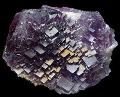 French Violet Fluorite