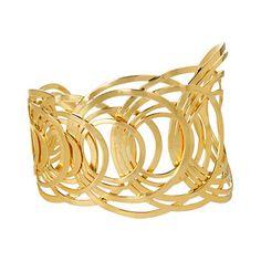 Woven Loops Bracelet in Beauty+Accessories Shop Jewelry Bracelets & Rings at Terrain