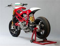 ❦ Ducati F1 Tracker by Marcus Moto Design