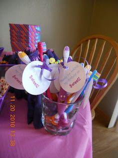 Happy Hender Hour: Sweet Shoppe Birthday Party!