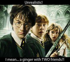 21 Hilarious Harry Potter Photos