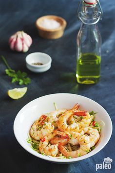 Make this shrimp scampi and zucchini pasta the next time you need a super fast and complete meal! Plus, it is low carb and packed with protein.
