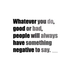 I need to commit this to memory,and not worry about what others think all the time!