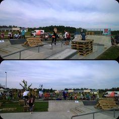 Ogólnopolskie zawody monocyklowe już się zaczęły. Zapraszam do Niemiec koło Lublina. #rower #monocykl @lublin_wydarzysie.pl @unikris94 @miasto_lublin @