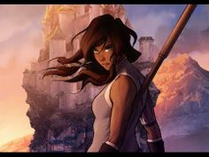 The Legend of Korra - Book Three Trailer ____ Oh my god! I'm at such a loss for words. It's just too beautiful and amazing!!!!!!!!!!!!!!!!!!!