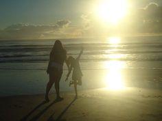 Praia.....(foto antiga)