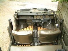 VW Type 182 Trekker. RHD, 24,000km and my home made duck boards and dash pod. Wish I never sold it now!