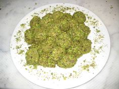 {Ricette bimby} :: Palline al pistacchio TM21 con foto