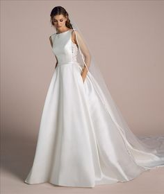 La Sposa bridal collections offer wedding dresses suitable for all wedding destinations. We are proud to host a wide range of La Sposa wedding dresses. La Sposa Wedding Dresses, Bridal Dresses, Perfect Wedding Dress, One Shoulder Wedding Dress, Pronovias, Lady Stockings, Bridal Lingerie, Fashion Group, Parisian Chic