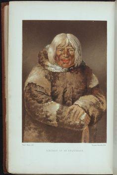 Portrait of an Esquimaux