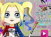 Chibi Harley Quinn Dress Up