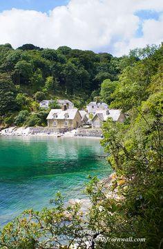 England Travel Inspiration - Durgan, Mawnan near Falmouth, Cornwall. Cornwall England, Devon And Cornwall, England Uk, Oxford England, Yorkshire England, Yorkshire Dales, London England, Cornwall House, Oh The Places You'll Go